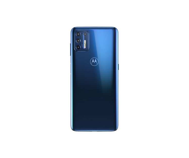 Смартфон Motorola G9 Plus 4/128 GB Navy Blue, фото 2 - интернет-магазин ДомКомфорт