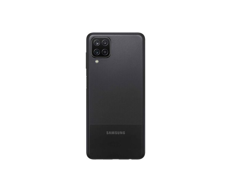 Смартфон Samsung Galaxy A12 3/32GB Black (SM-A125FZKUSEK), фото 2 - интернет-магазин ДомКомфорт