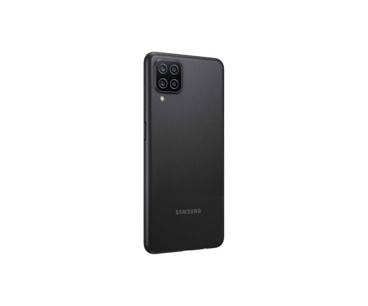 Смартфон Samsung Galaxy A12 3/32GB Black (SM-A125FZKUSEK), фото 4 - интернет-магазин ДомКомфорт