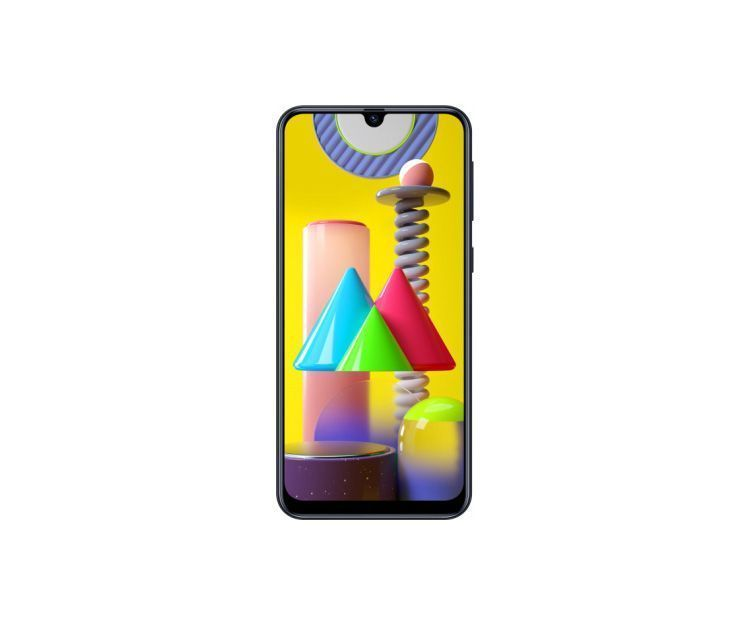 Смартфон Samsung Galaxy M31 6/128GB Black(SM-M315FZKUSEK), фото 1 - интернет-магазин ДомКомфорт