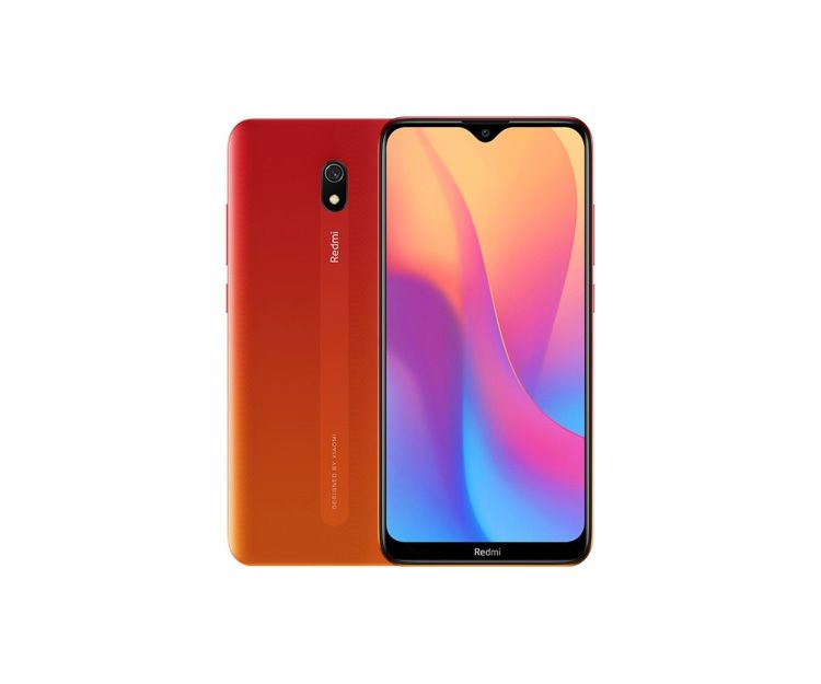 Смартфон Xiaomi Redmi 8A 2/32GB Sunset Red, фото 1 - интернет-магазин ДомКомфорт