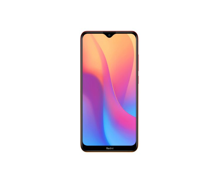 Смартфон Xiaomi Redmi 8A 2/32GB Sunset Red, фото 2 - интернет-магазин ДомКомфорт