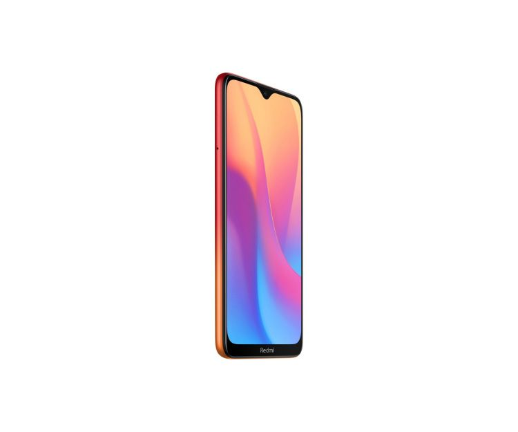 Смартфон Xiaomi Redmi 8A 2/32GB Sunset Red, фото 4 - интернет-магазин ДомКомфорт