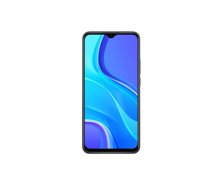 Смартфон Xiaomi Redmi 9 3/32GB Carbon Grey, фото 1 - интернет-магазин ДомКомфорт