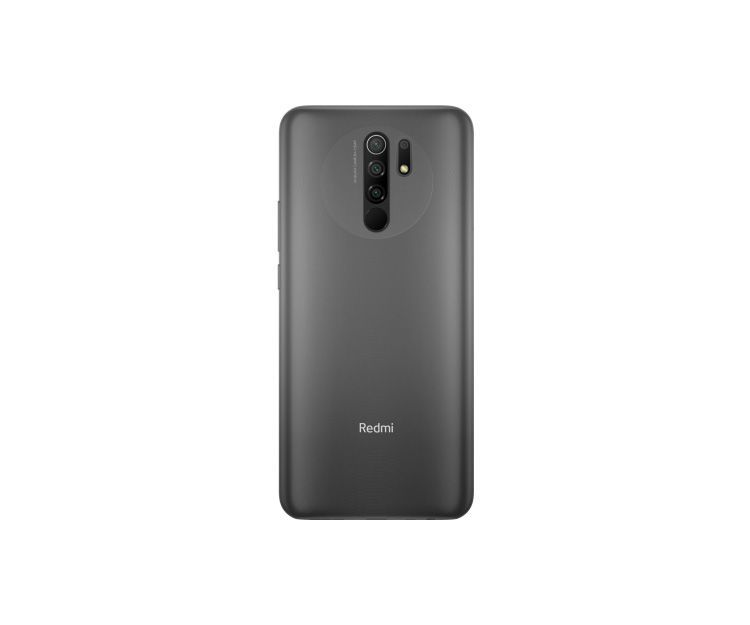 Смартфон Xiaomi Redmi 9 3/32GB Carbon Grey, фото 2 - интернет-магазин ДомКомфорт