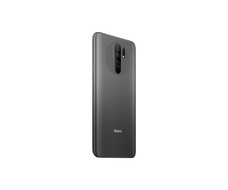Смартфон Xiaomi Redmi 9 3/32GB Carbon Grey, фото 4 - интернет-магазин ДомКомфорт