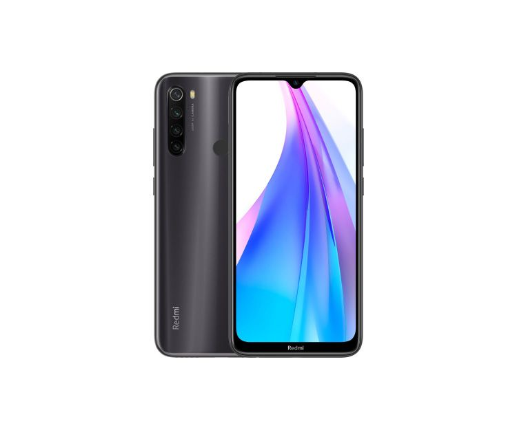 Смартфон Xiaomi Redmi Note 8T 3/32GB Grey, фото 1 - интернет-магазин ДомКомфорт