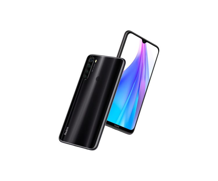 Смартфон Xiaomi Redmi Note 8T 3/32GB Grey, фото 4 - интернет-магазин ДомКомфорт