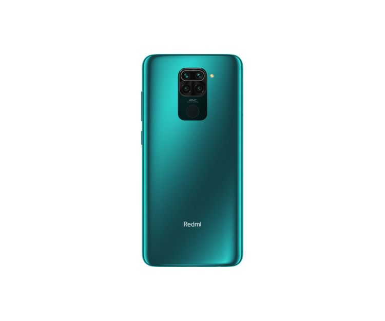 Смартфон Xiaomi Redmi Note 9 4/128GB Forest Green, фото 2 - интернет-магазин ДомКомфорт