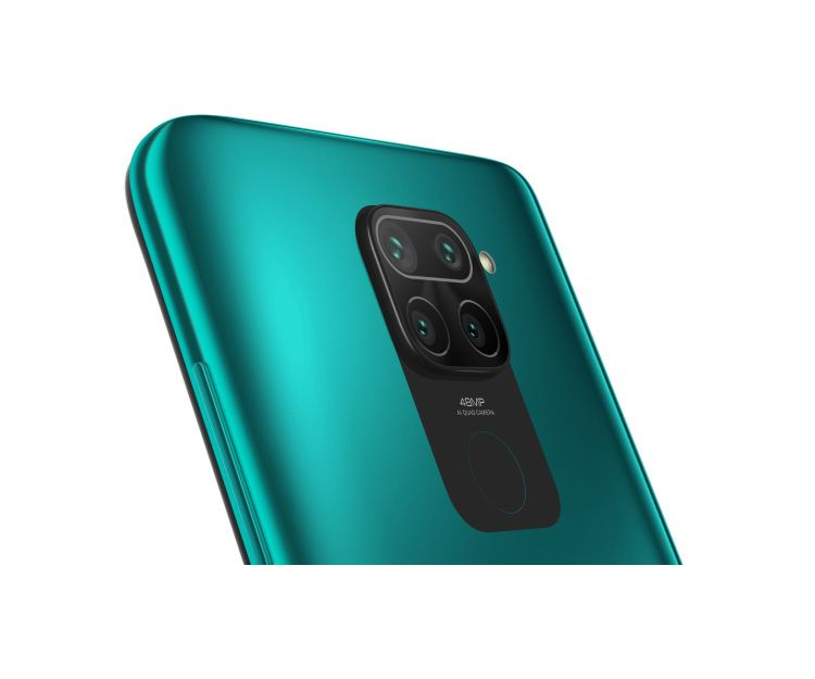 Смартфон Xiaomi Redmi Note 9 4/128GB Forest Green, фото 6 - интернет-магазин ДомКомфорт