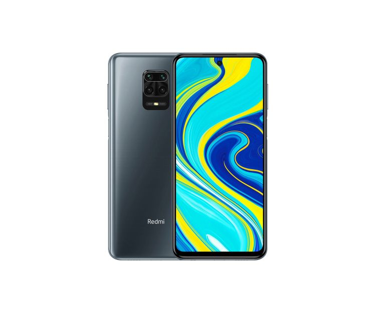 Смартфон Xiaomi Redmi Note 9 Pro 6/64GB Interstellar Grey, фото 1 – інтернет-магазин dom comfort